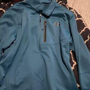 Men north face jacket xxl